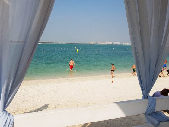abu dhabi beaches yas beach