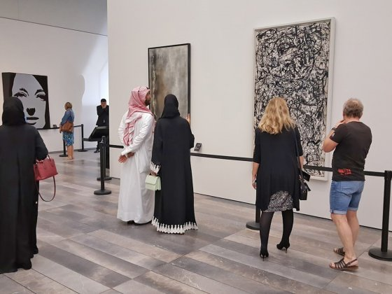 abu dhabi places to visit louvre museum (11)
