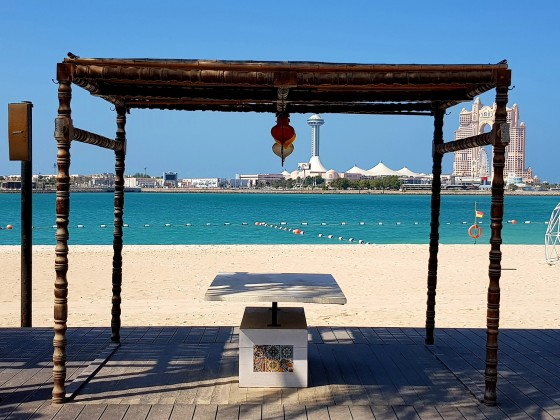 abu dhabi beach clubs nation riviera beach bar