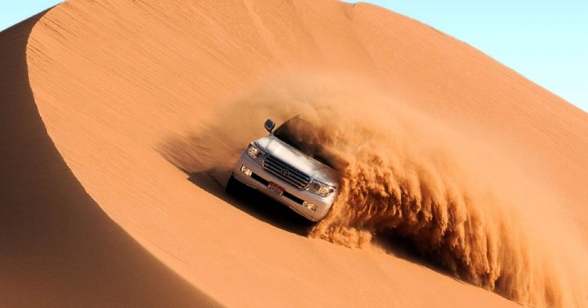 Desert Safari Abu Dhabi | Desert Tours in Abu Dhabi