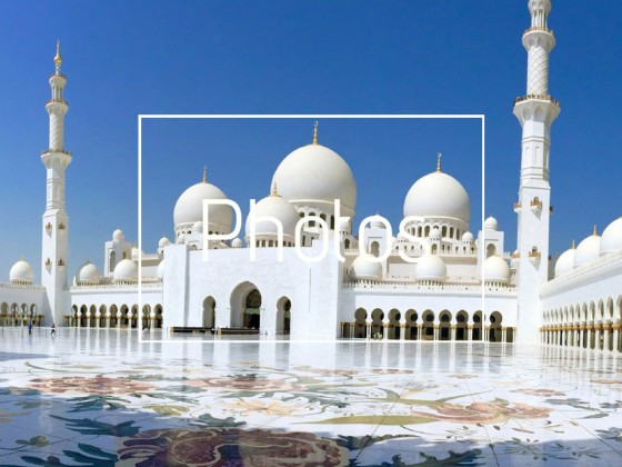 scheikh zayed mosque a
