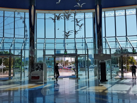 abu dhabi best shopping malls marina mall 9
