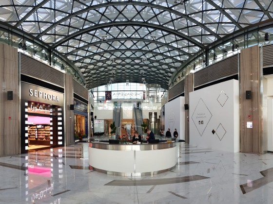 abu dhabi shopping mall the galleria 9