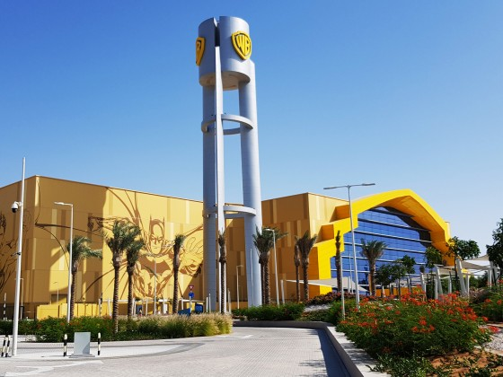 abu dhabi warner bros world 6