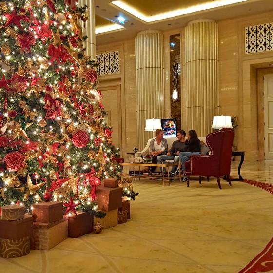 Weihnachtsurlaub In Den Emiraten
