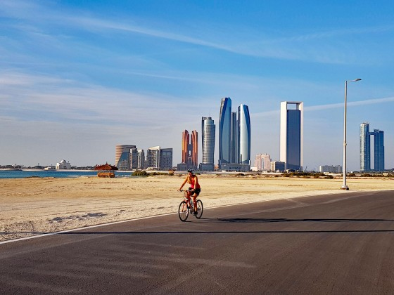 abu dhabi cycling hudayriat cycle track 1