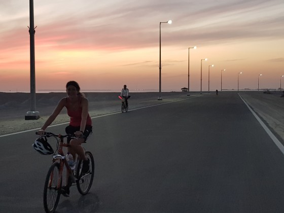 abu dhabi cycling hudayriat island (7)