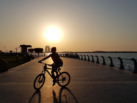 abu dhabi cycling