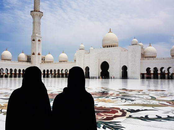 abu dhabi places to visit sheikh zayed mosque 8