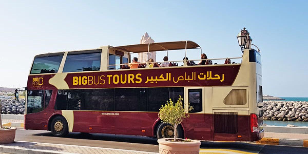 Big Bus Tours in Abu Dhabi - Hop On Hop Off Abu Dhabi