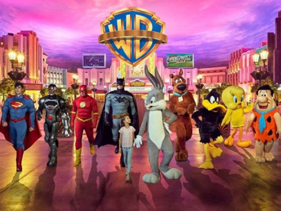 abu dhabi things to do warner brothers world