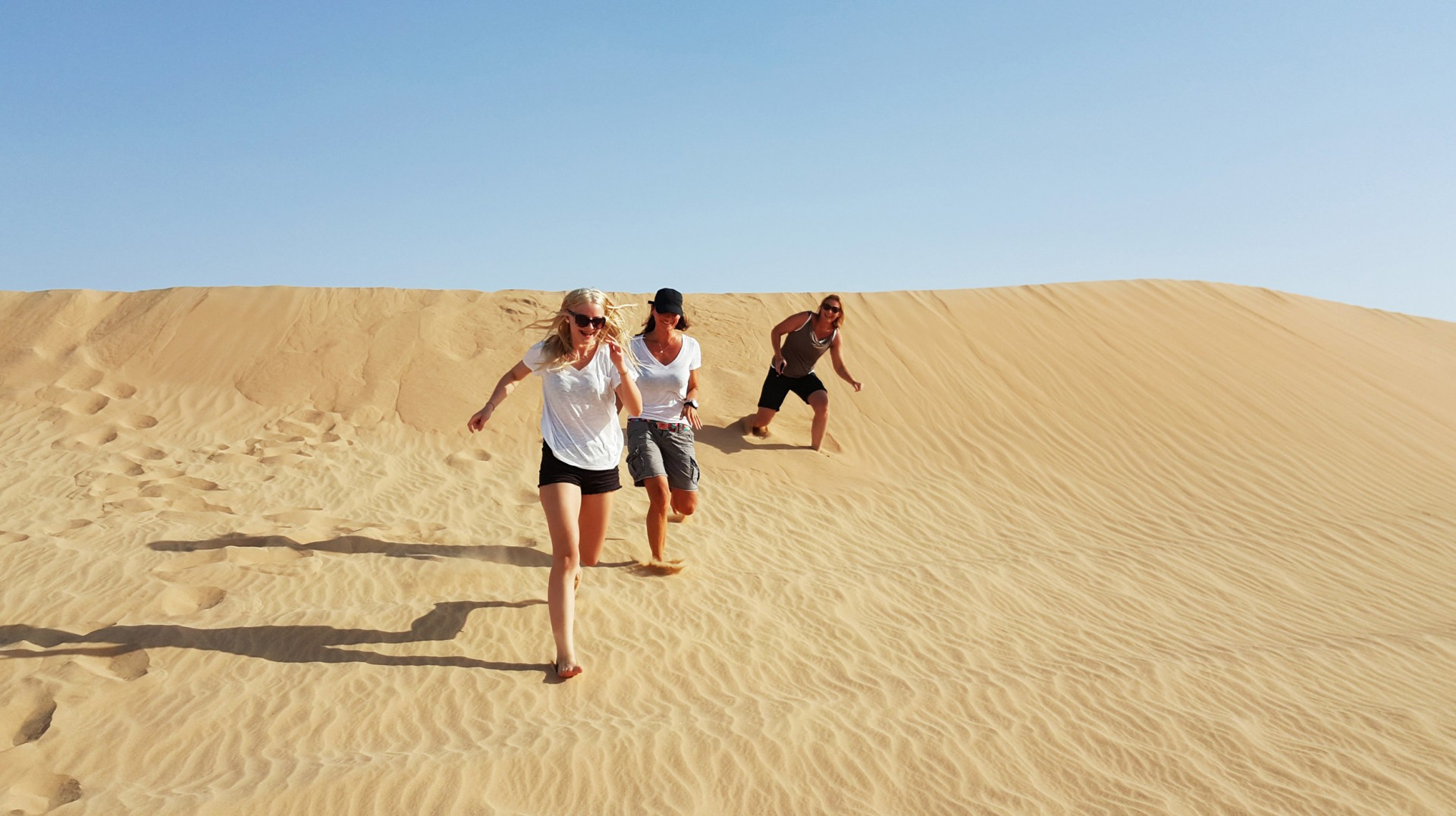 The Climate in Abu Dhabi - The best Time for Holidays in Abu