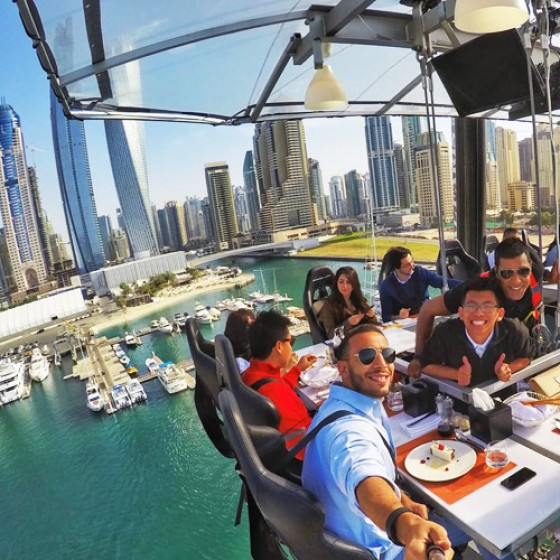 dubai best restaurant